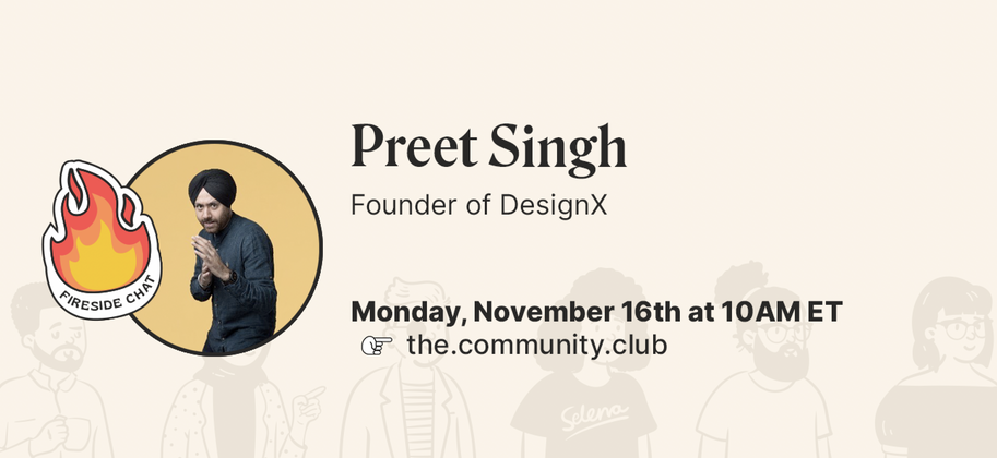 Cover image for Fireside chat on paid communities
