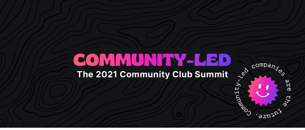 Cover image for The 2021 Community Club Summit is coming
