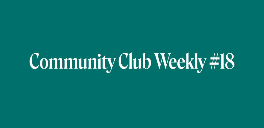 Cover image for Can communities grow too quickly? Community Chat Weekly #18