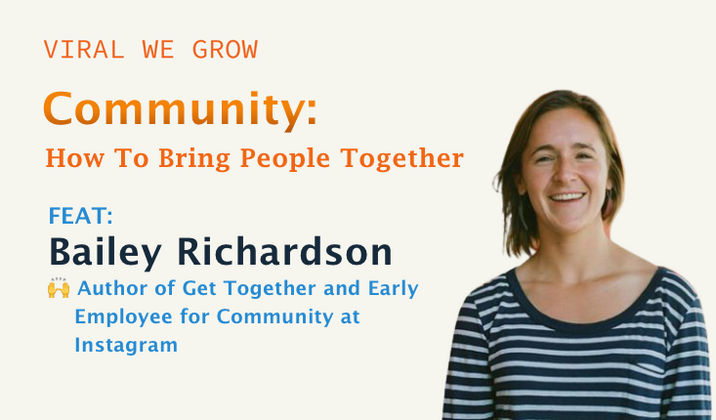 Cover image for AMA With Community Expert: Bailey Richardson