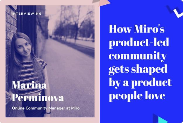 Cover image for Shaping Miro's product-community with power users