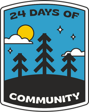 24 Days of Community Contributor