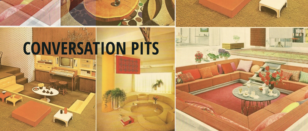 Cover image for What online communities can learn from conversation pits.