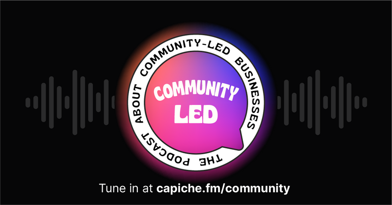 Cover image for Community-Led Podcast Ep. 1 with Alexis Ohanian