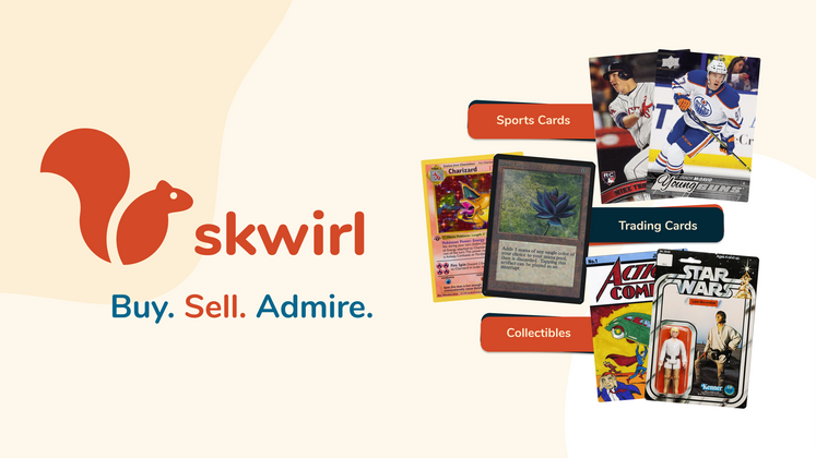 Cover image for Meet Skwirl, the social marketplace for modern collectors
