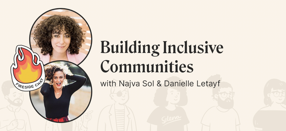 Cover image for Discussion on building inclusive communities
